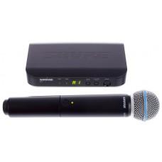 Shure BLX24/Beta58 H8E UHF